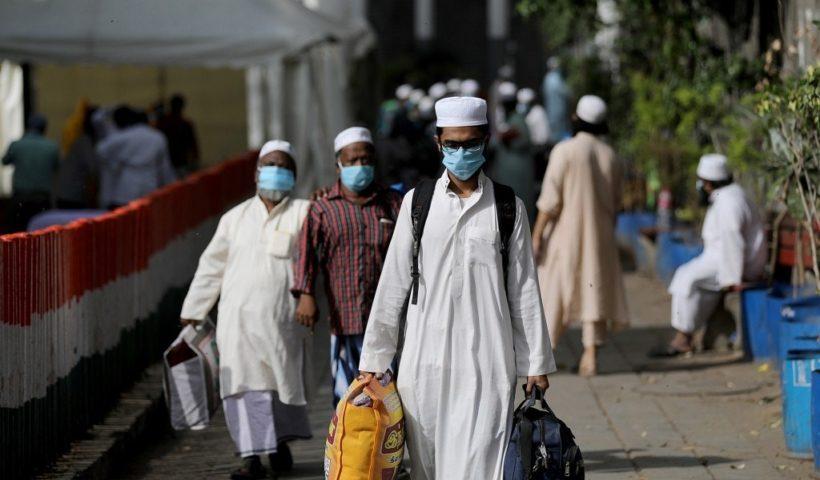 Corona Islamophobia in india