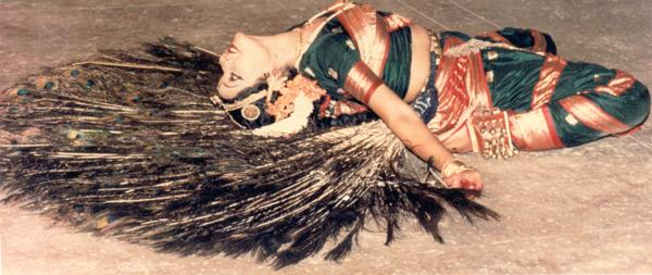 Dancer Swarnamukhi