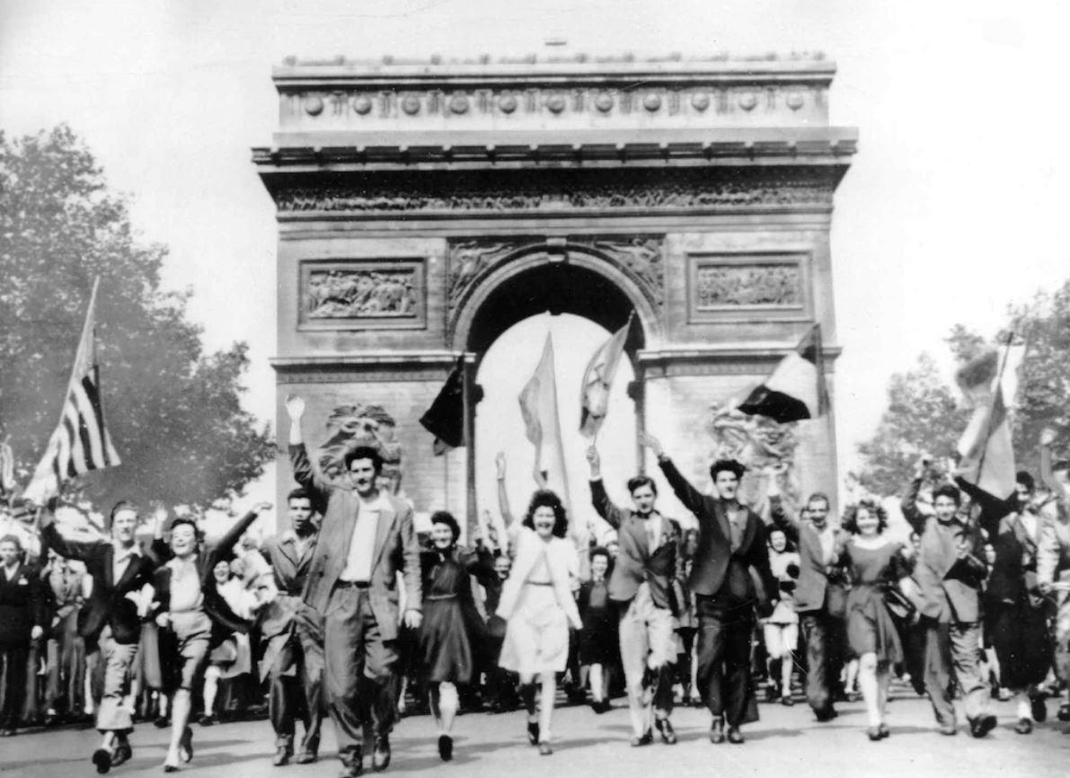 WW2 victory day