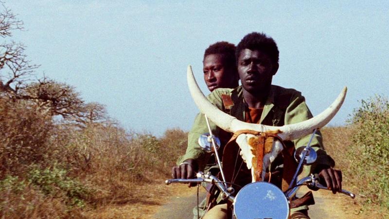 Touki - bouki african movie