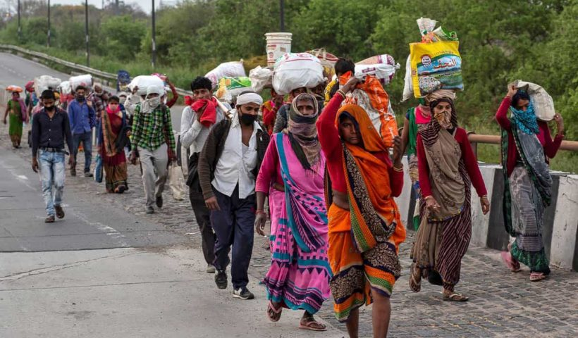 migrant labours
