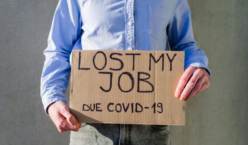 Job loss Corona
