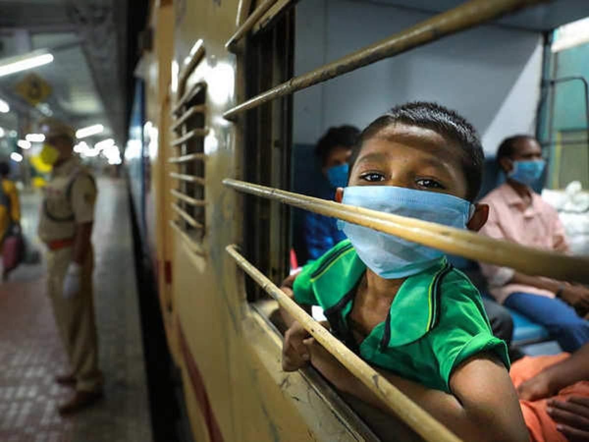 Migrant labours train deaths