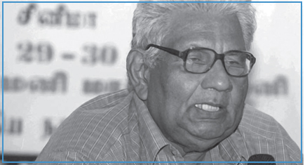 Prof Karthikesu Sivathamby