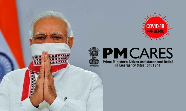 PM CARES RTI