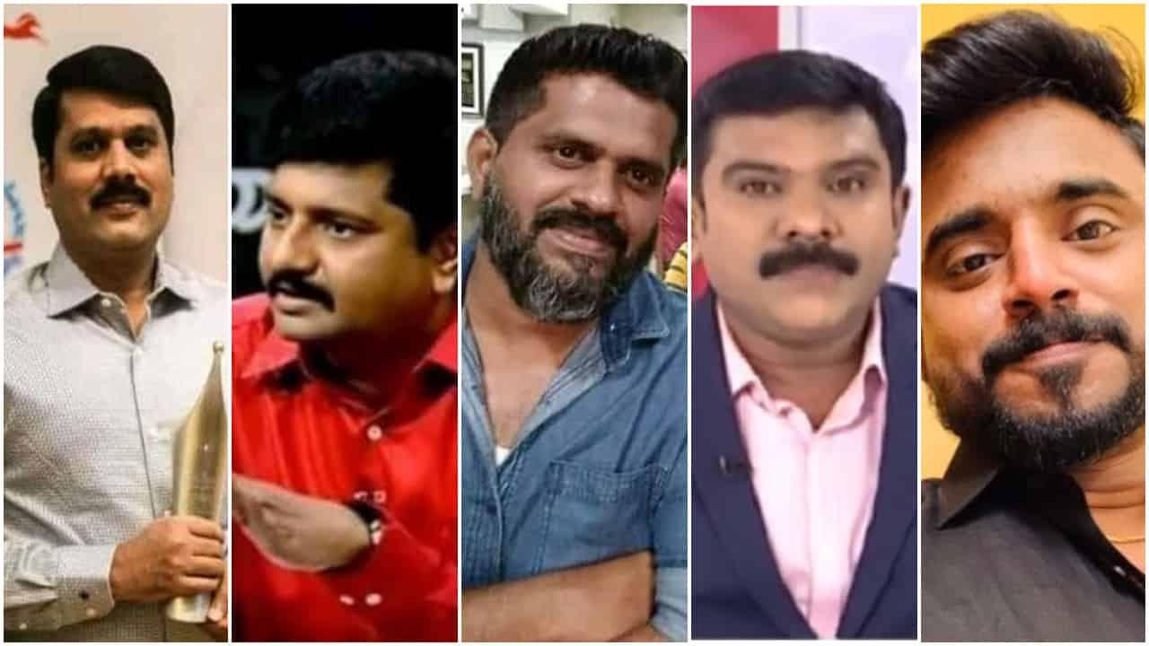Tamil Media Persons
