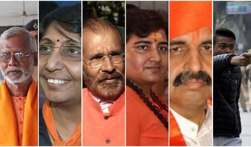 released hindutva criminals