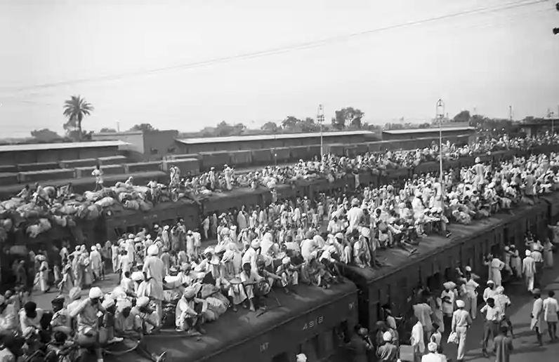 இந்தியா-பாகிஸ்தான் பிரிவினை