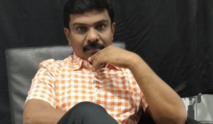 ஊடகவியலாளர் செந்தில் வேல்