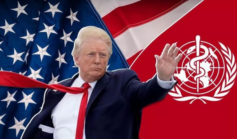WHO அமெரிக்கா
