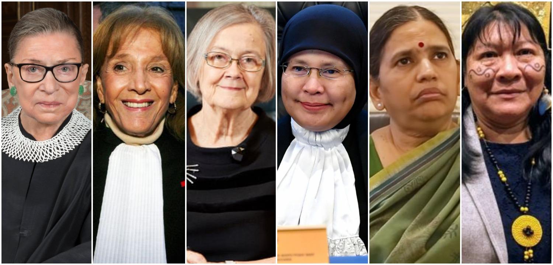 நீதித் துறையில் பெண்கள்