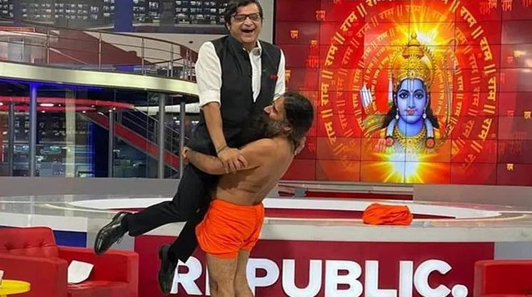 Republic TV TRP scam Arnab Goswamy