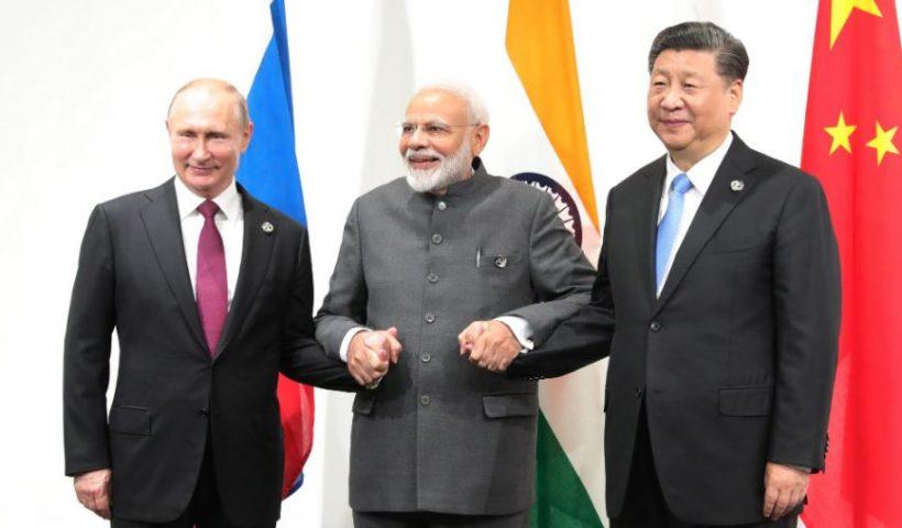 இந்தியா-சீனா-ரஷ்யா