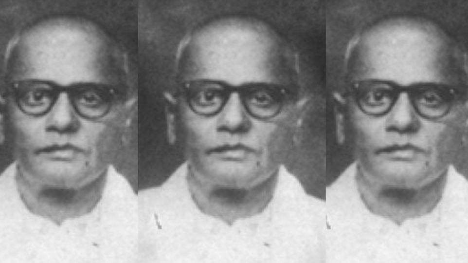 மயிலை சீனி.வேங்கடசாமி