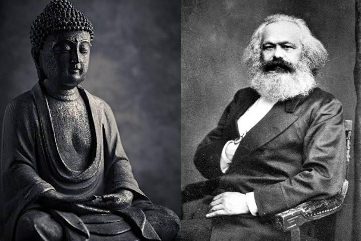 மார்க்ஸ் மற்றும் புத்தர்
