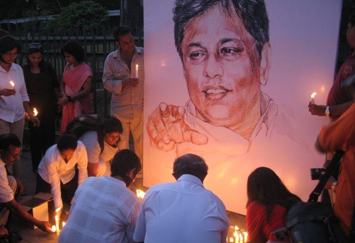 லசந்த விக்ரமதுங்க