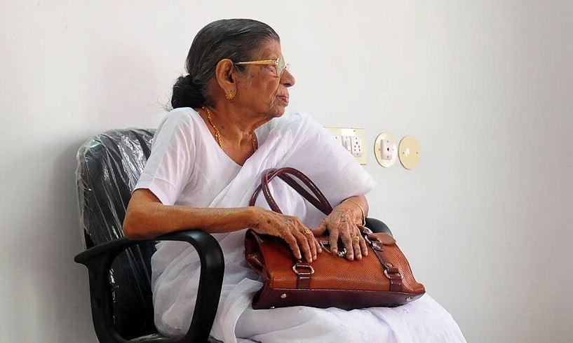 கெளரியம்மா - File photo